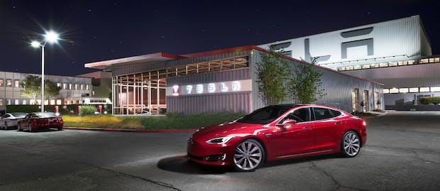 Tesla baut Vorsprung vor Mercedes, BMW und Audi auf US-Luxusmarkt aus