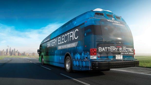 Die Zukunft des Reisens: Dieser Elektrobus schafft knapp 600 Kilometer am Stück