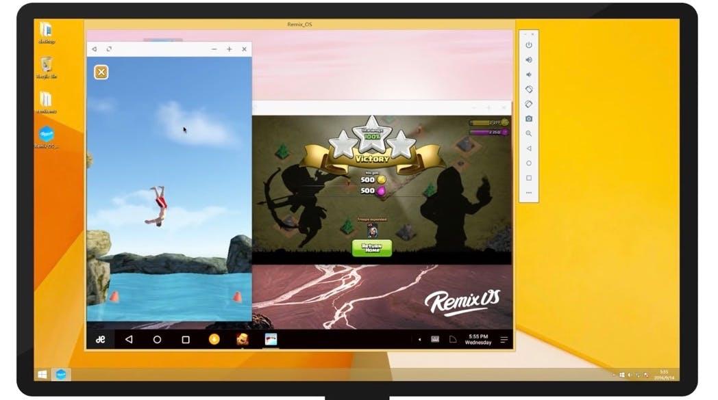 Remix OS Player: Jide bringt kostenlosen Android-Emulator für Windows