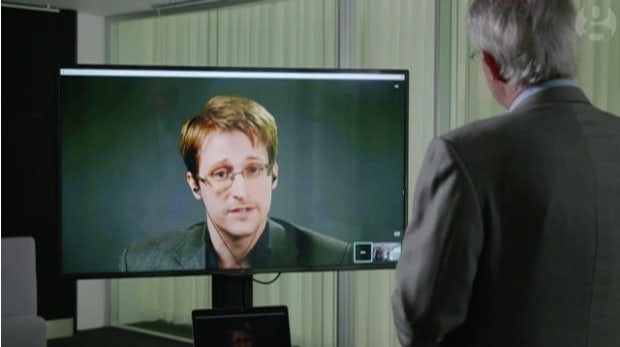 """Whistleblower Snowden: """"Obama soll mich begnadigen"""""""