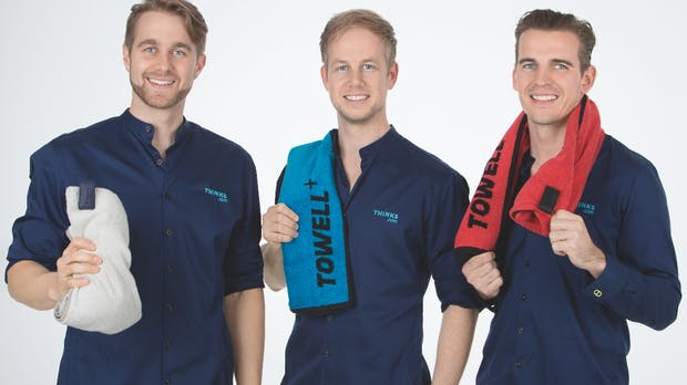 Towell: Die Erfolgsgeschichte hinter dem Wunder-Handtuch aus Hamburg