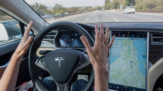 Autopilot: Tesla und Apple fahren bei autonomen Autos nur hinterher