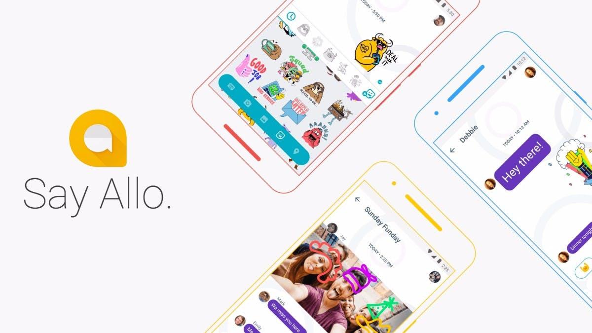 Googles Whatsapp-Alternative Allo: Der Assistant versteht jetzt Deutsch