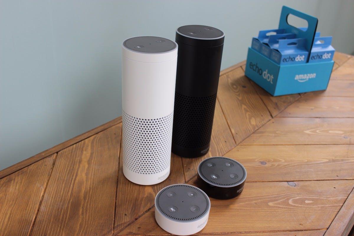 Geräte mit Sprachsteuerung wie Amazon Echo sollen den Smart-Home-Boom anfeuern. (Foto: t3n)