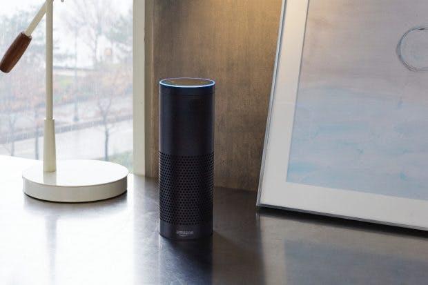 Amazon Echo: Datenschützer kritisieren Datenschützer der smarten Lautsprecherbox. (Foto: Amazon)