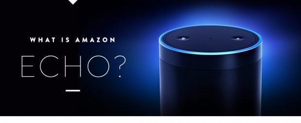 Was ist Amazon Echo? (Bild: Amazon)