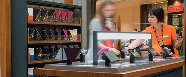 In diesem Jahr will Amazon 100 neue Pop-up-Stores eröffnen. (Foto: Amazon)