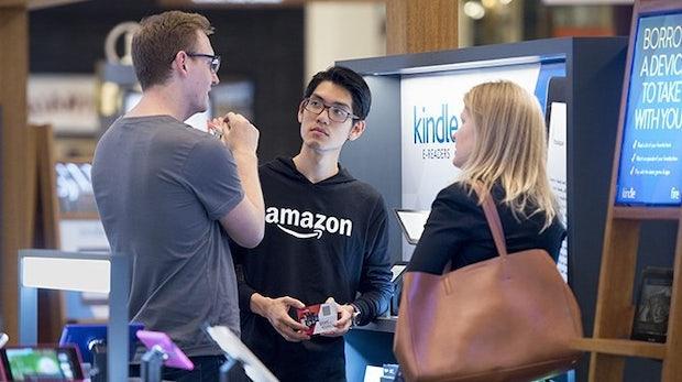 Amazon eröffnet Laden in Berlin – für 5 Tage