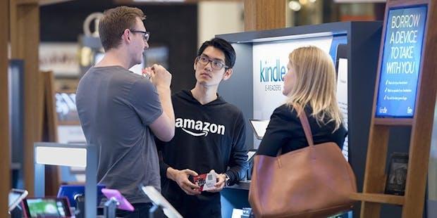 Amazon stellt den Handel leise ein weiteres Mal auf den Kopf
