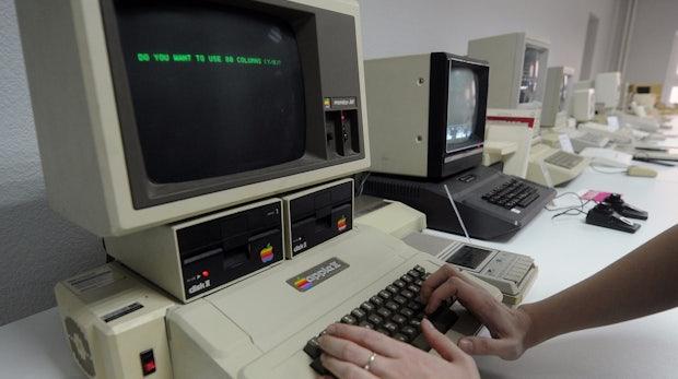 Apple-II-Betriebssystem bekommt erstes Update nach 23 Jahren