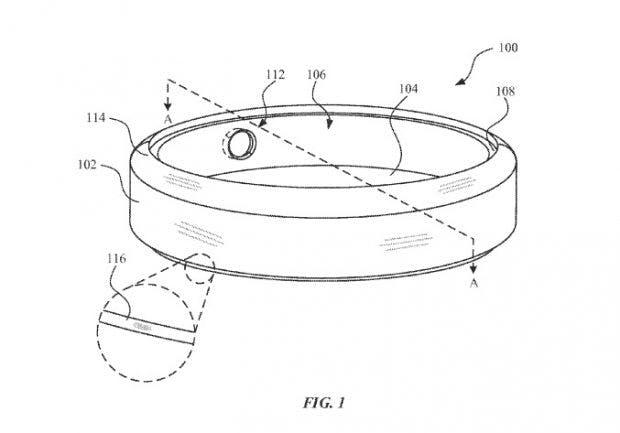Skizze aus einem Apple-Patent, das eine kabellose Ladelösung beschreibt. (Bild: PatentlyApple)