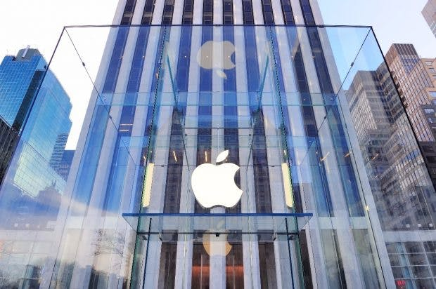 Apple. (Foto: Songquan Deng / Shutterstock.com)