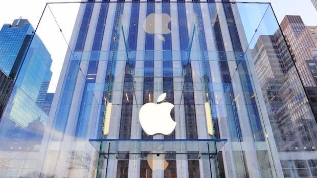 Apple steigt ins Wettrennen um Virtual- und Augmented-Reality-Technologien ein