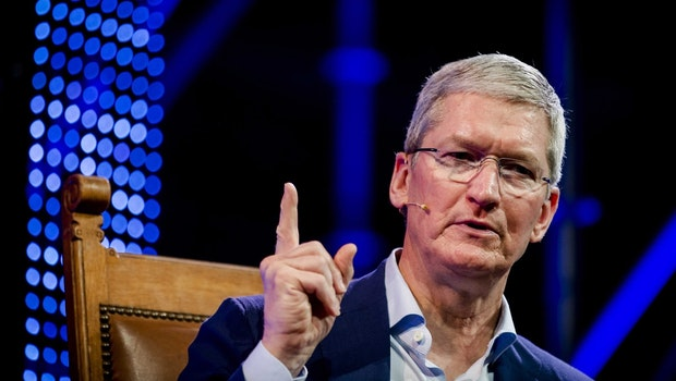 Milliardenschwerer Google-Deal: Apple-Chef Cook wehrt sich gegen Kritik