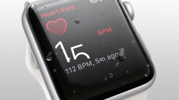 Apple Watch Series 2: Neue Smartwatch aus Cupertino ist wasserdicht