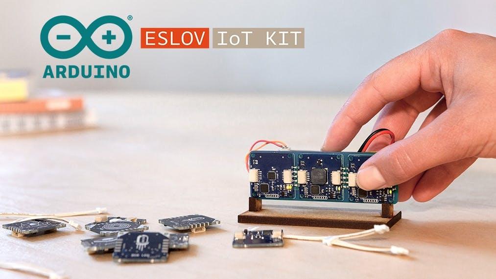 Kinderleicht ins Internet der Dinge: Arduino bringt neues Plug-&-Play-Kit heraus