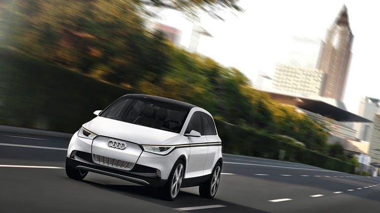 Audi Metro: Erschwinglicher Elektroflitzer könnte 2019 erscheinen