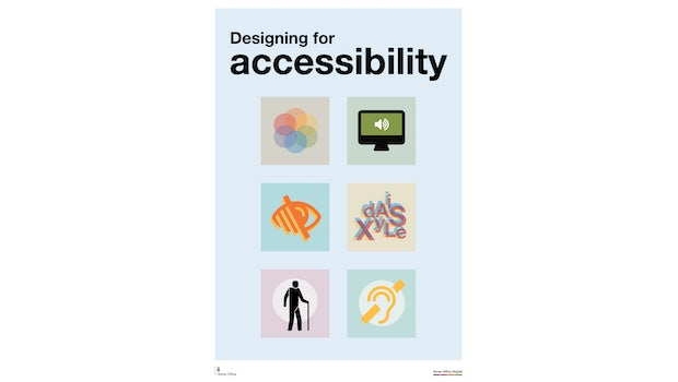 (Screenshot: accessibility.blog.gov.uk)