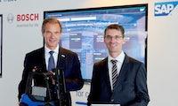 Industrie 4.0: SAP und Bosch planen Kooperation für das Internet der Dinge