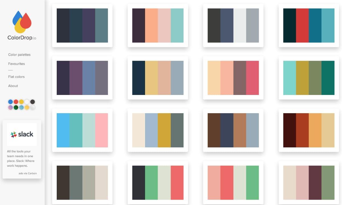 mit diesen 7 tools findest du garantiert die richtige farbkombination t3n. Black Bedroom Furniture Sets. Home Design Ideas