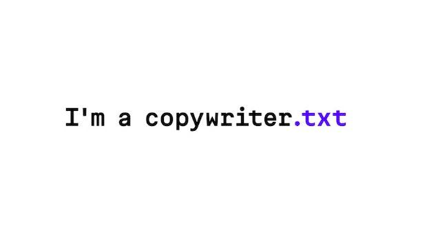 Personal Branding für Copywriter: So schlicht und genial könnte dein Portfolio aussehen