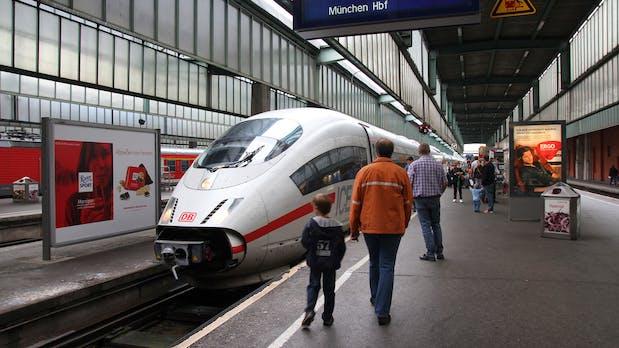 Deutsche Bahn: Bis Ende 2016 Gratis-WLAN in allen ICE