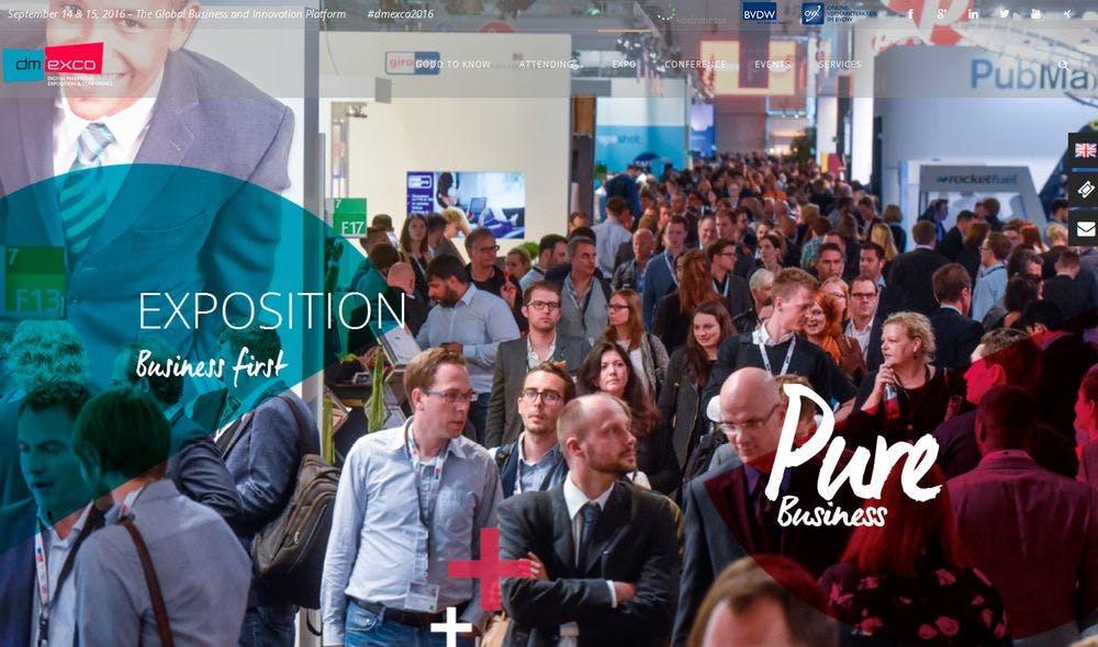 Dmexco 2016: Der große Side-Event- und Party-Überblick