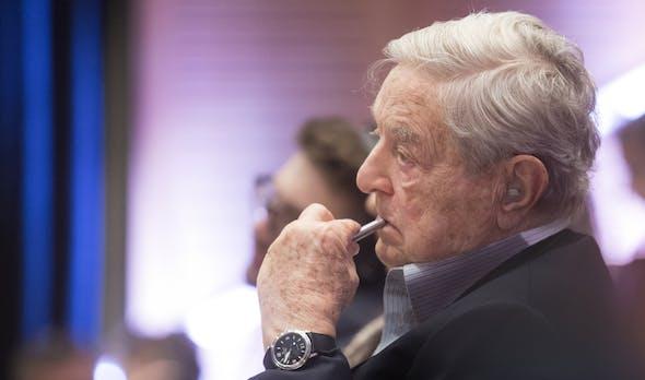 Investorenlegende George Soros steigt jetzt doch in den Krypto-Handel ein