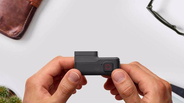 Gopro stellt neue Produkte vor: Hero 5 Black, Hero 5 Session und Karma Drohne