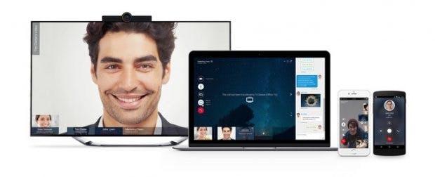 Hello kann nicht nur Videokonferenz. (Bild: Hello/Kickstarter)