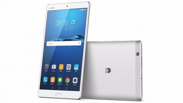 Ob das Pixel-Tablet so ähnlich wie das Huawei MediaPd M3 aussieht? (Bild: Huawei)