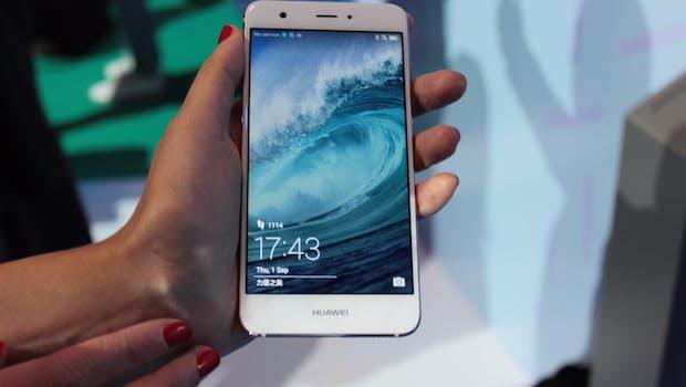 Huawei Nova. (Foto: t3n)
