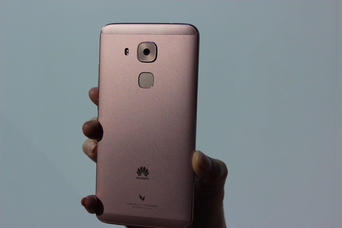 Huawei Nova Plus. (Foto: t3n)
