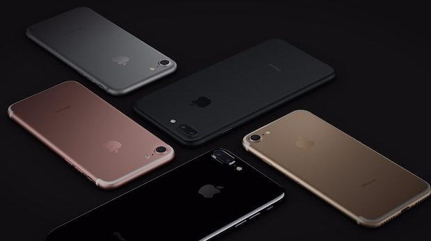 iPhone 7 und iPhone 7 Plus sind offiziell: Stereosound, neue Kameras, wasserfest