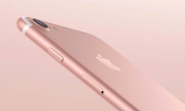 Das iPhone 7 Plus belegt den zweiten Platz im Stiftung-Warentest-Ranking. (Bild Apple)