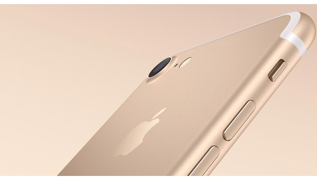Apples iPhone ist Gold wert. (Bild: Apple)