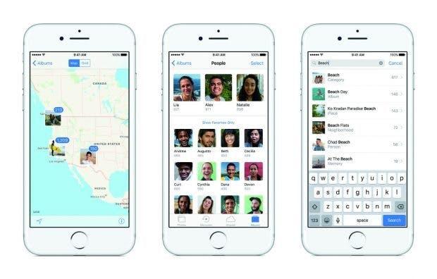 iOS bringt unter anderem verbesserte Karten mit. (BIld: Apple)