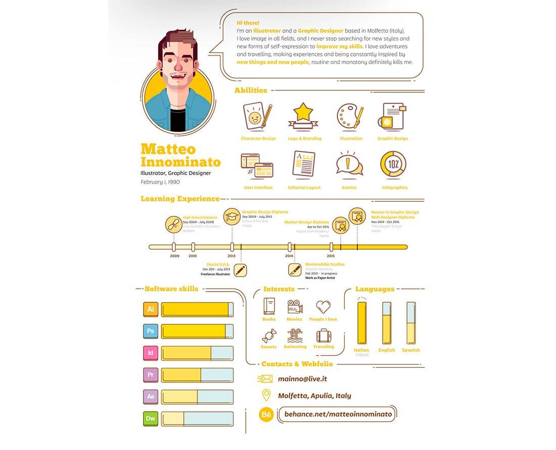 10 Skills, die in keinem Designer-Lebenslauf fehlen sollten | ❤ t3n