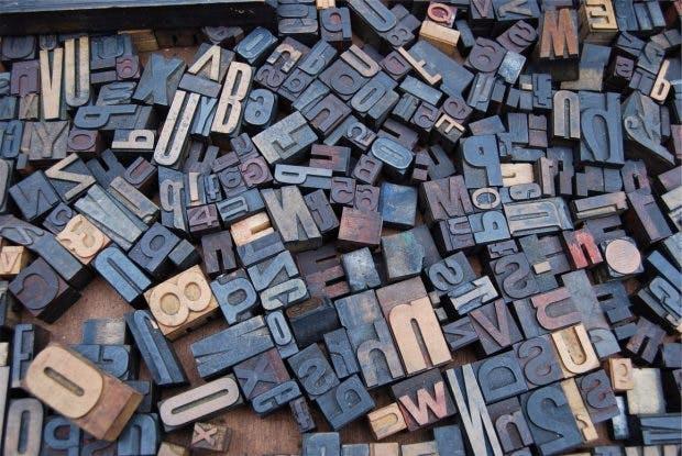 Schriftsatz Anno dazumal. (Foto: Pixabay)