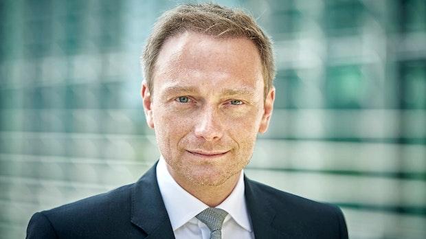 """FDP-Chef Christian Lindner: """"Springer hat sich Google unterworfen"""""""