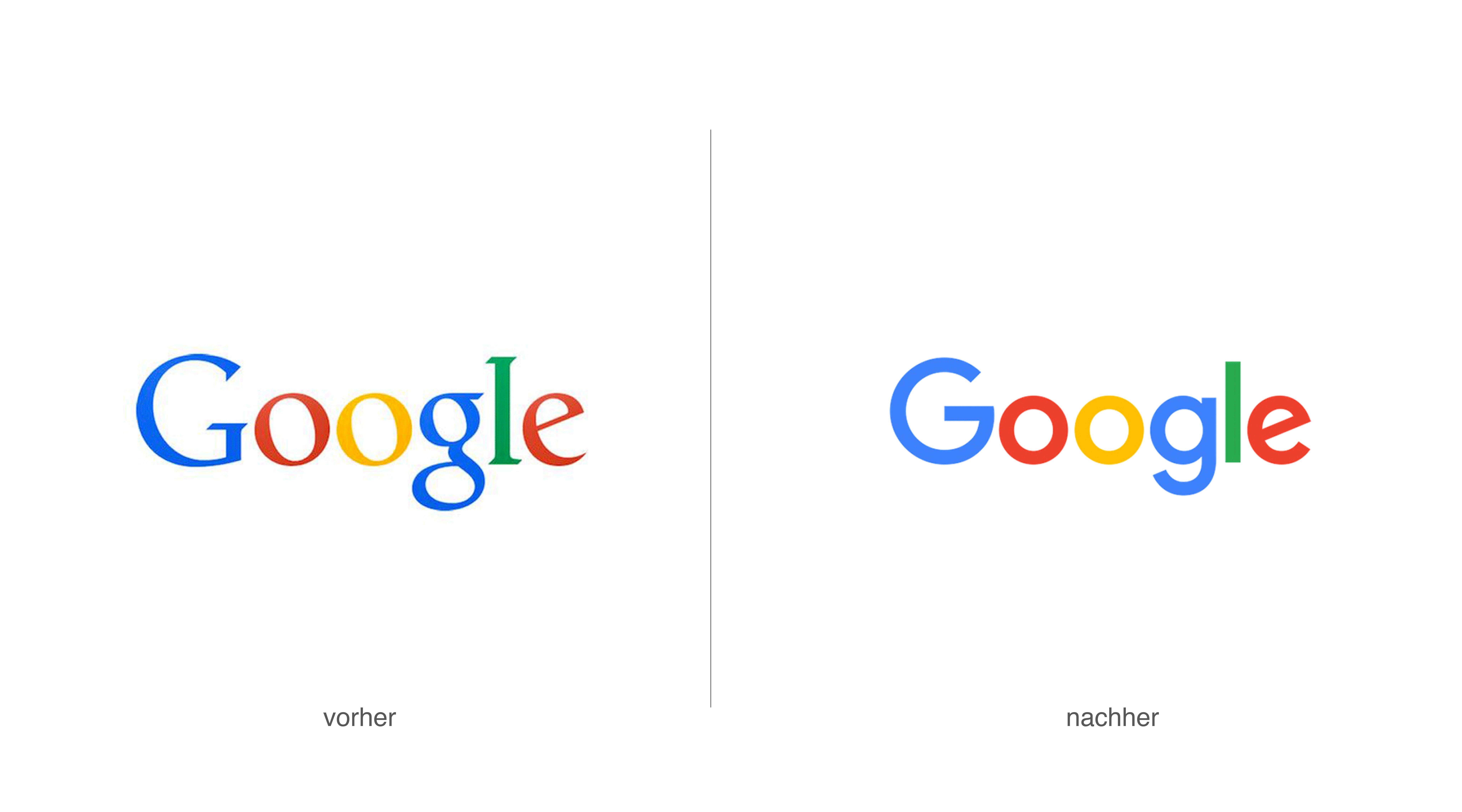 (Logos: Google, Bild: t3n)
