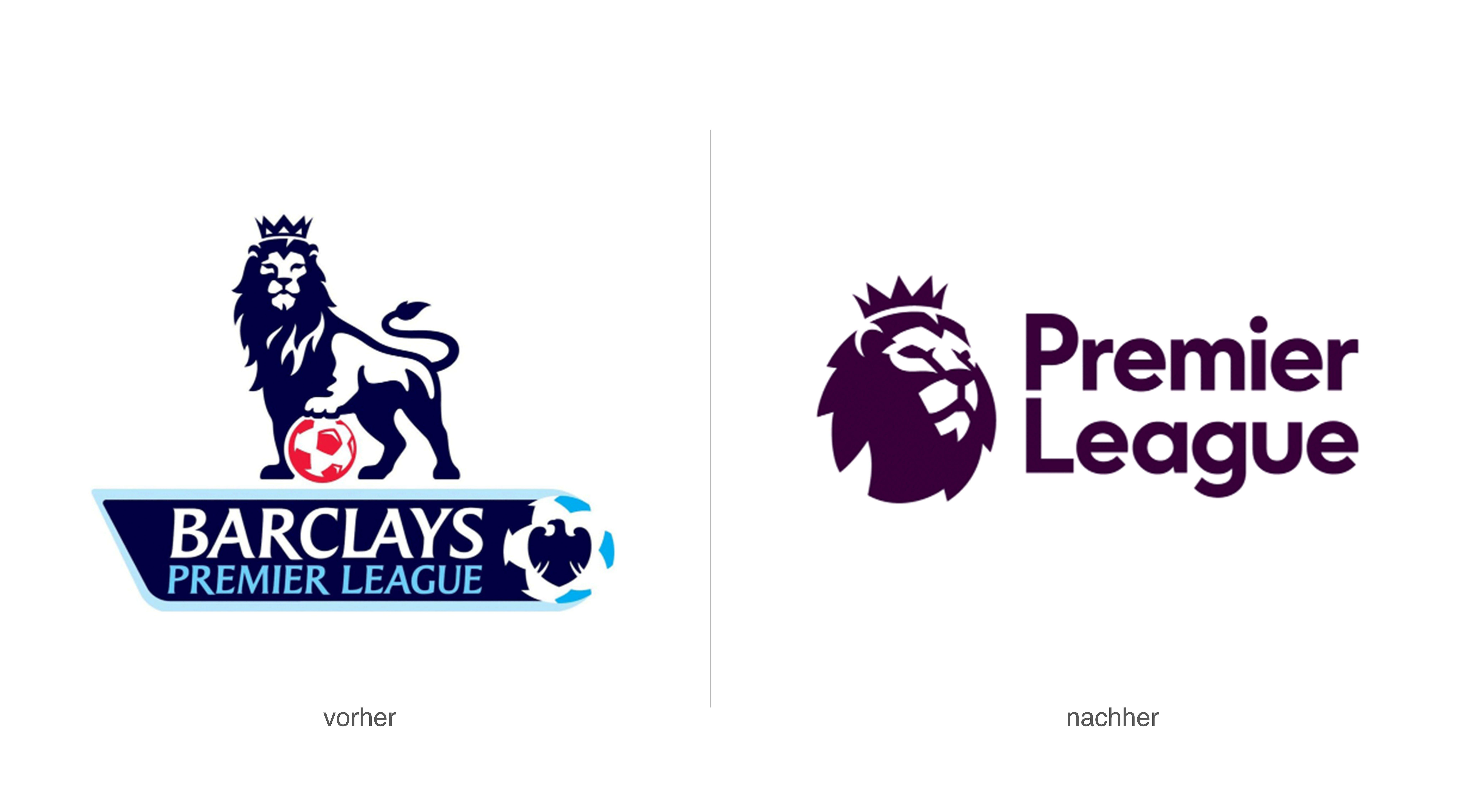 (Logos: premierleague.com, Bild: t3n)