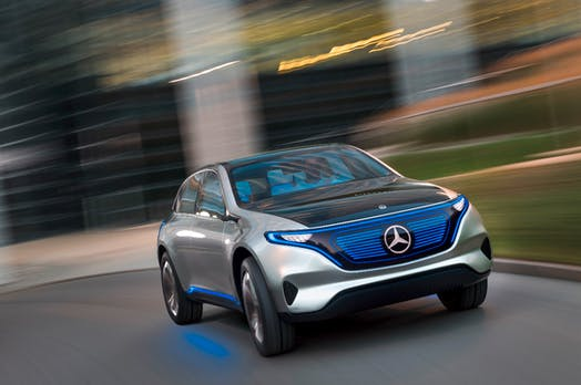 Dieser futuristische SUV soll Mercedes ins Elektrozeitalter führen