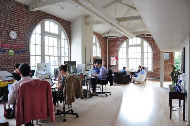 Das Shippo-Büro in San Francisco. (Foto: Florian Blaschke)