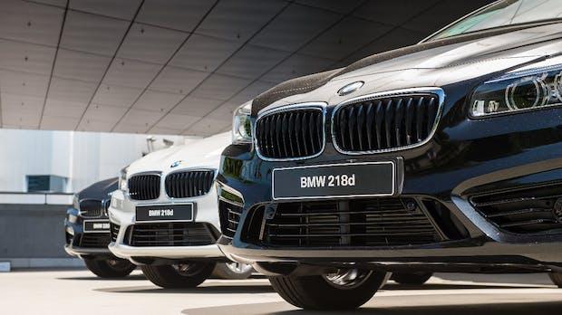 Radikaler Strategieschwenk: BMW greift Tesla mit zahlreichen Elektroautos an