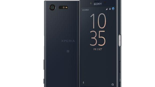 Sony Xperia X Compact. (Bild: Sony)