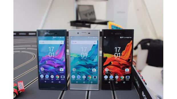 Sony Xperia XZ. (Foto: t3n)