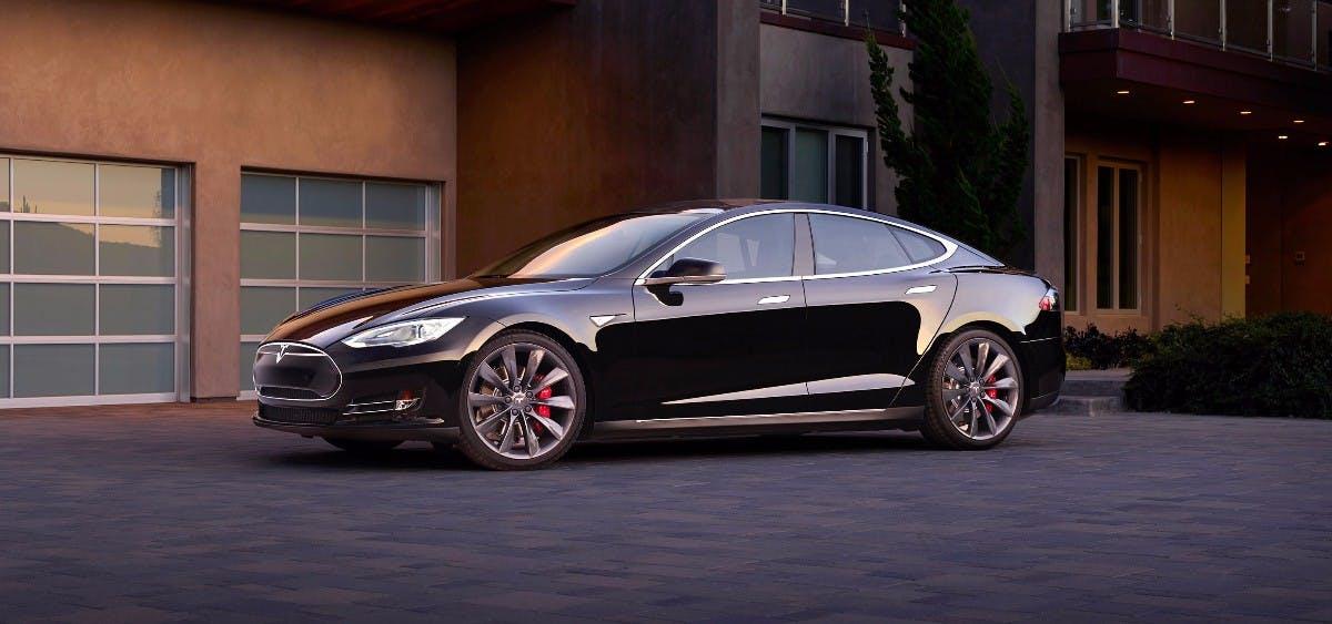 Tesla Model S. (Foto: Tesla)