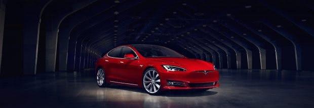 Tesla Model S in der Kritik. (Foto: Tesla)