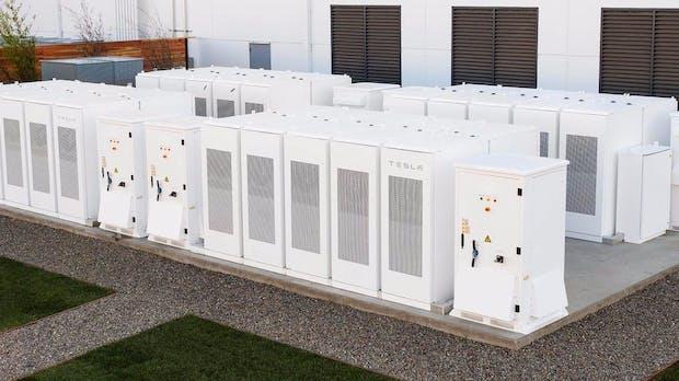 50.000 Powerwalls: Tesla baut das größte virtuelle Kraftwerk der Welt